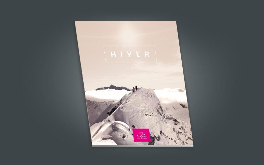 Brochure Hiver La Rosière