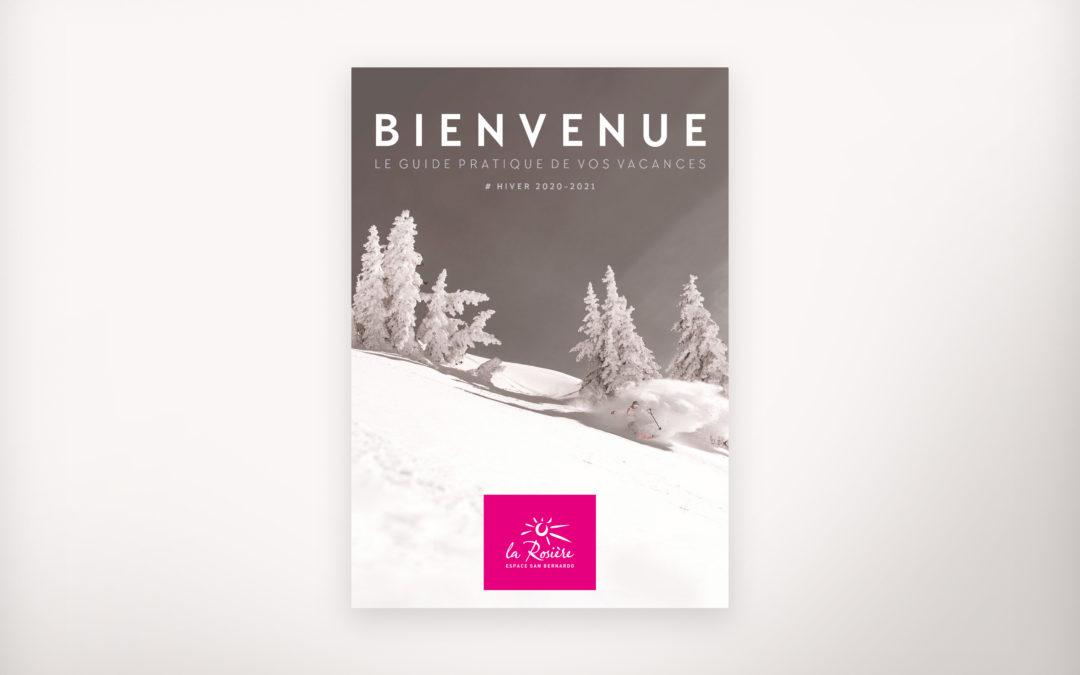 Guide Bienvenue La Rosière