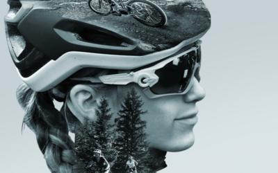 Création du visuel pub de la Bike Week 2021